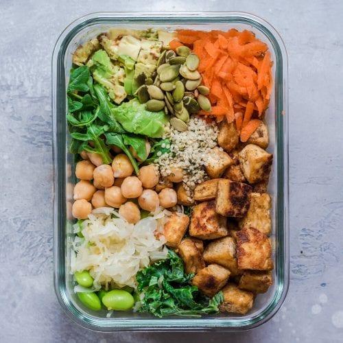 Wednesday: Big Chopped Salad