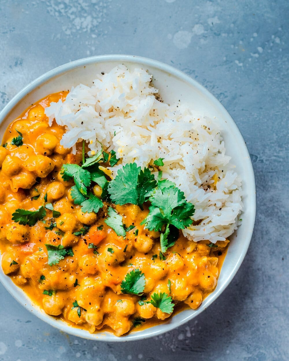 Vegan Thai Kabocha Squash Curry