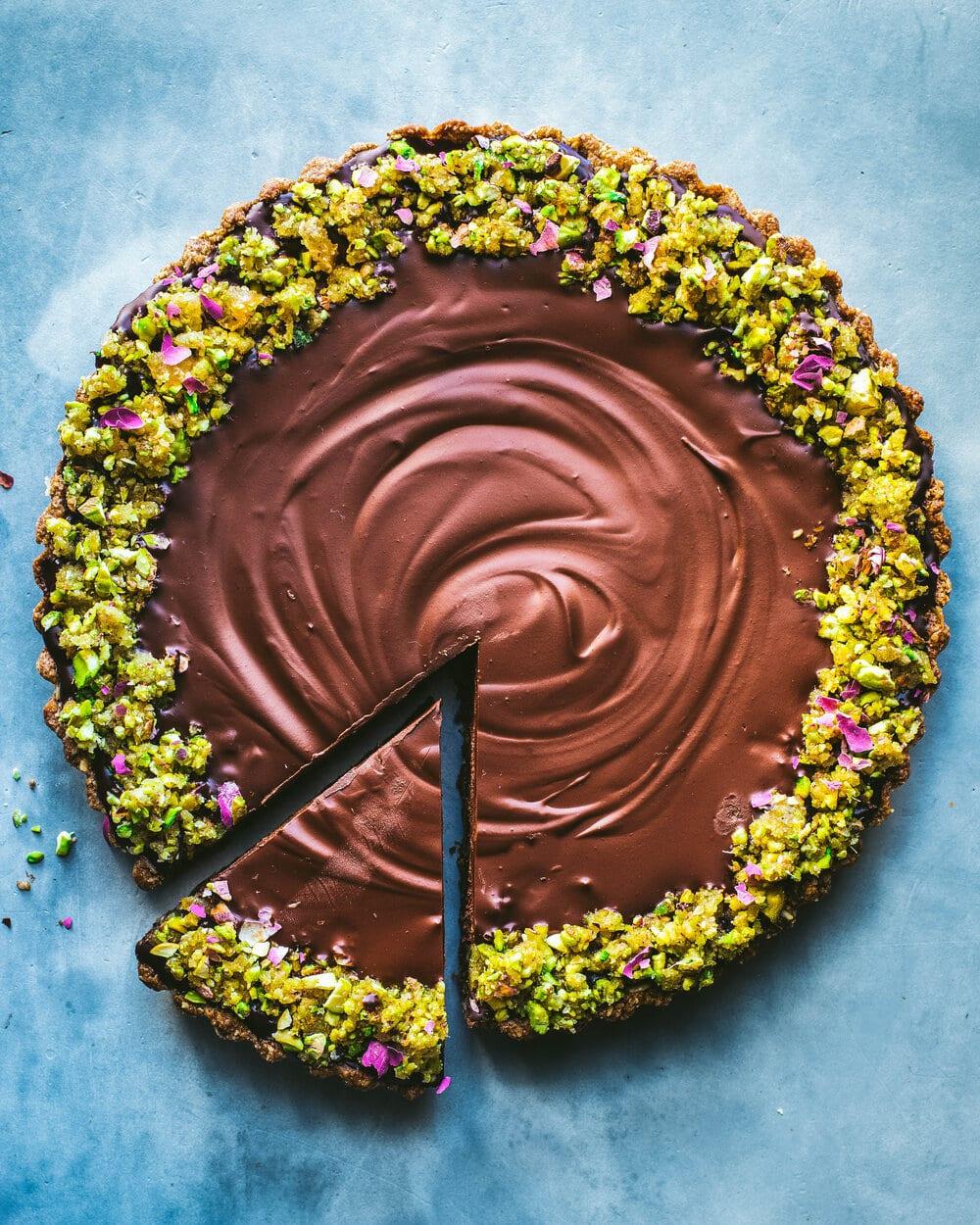 10 Vegan Chocolate Desserts for Valentine's Day