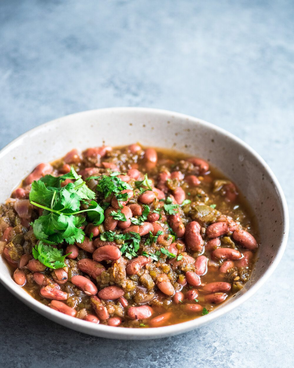15 Easy Vegan Pantry Recipes: Instant Pot Mexican Kidney Beans (Frijoles)