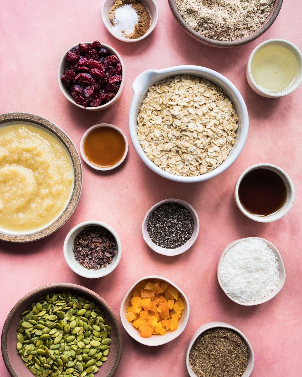 Spiced Breakfast Cookies (Vegan, Gluten-Free)