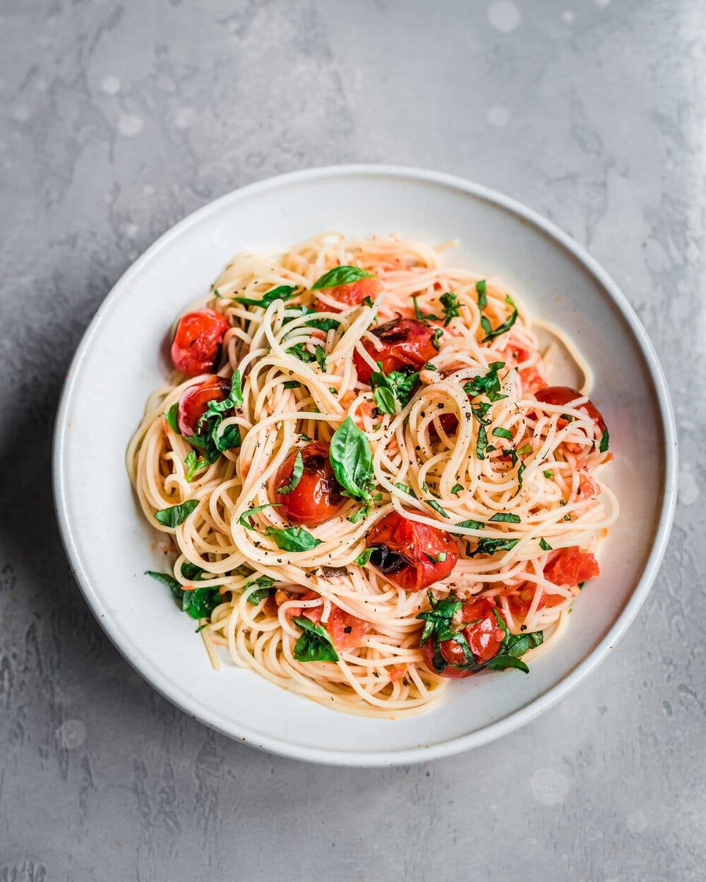 15-Minute Vegan Pasta Recipes for Summer