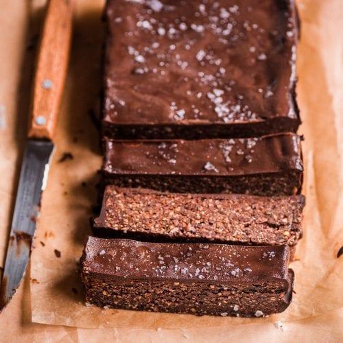 No-Bake Nutella Fudge Bars