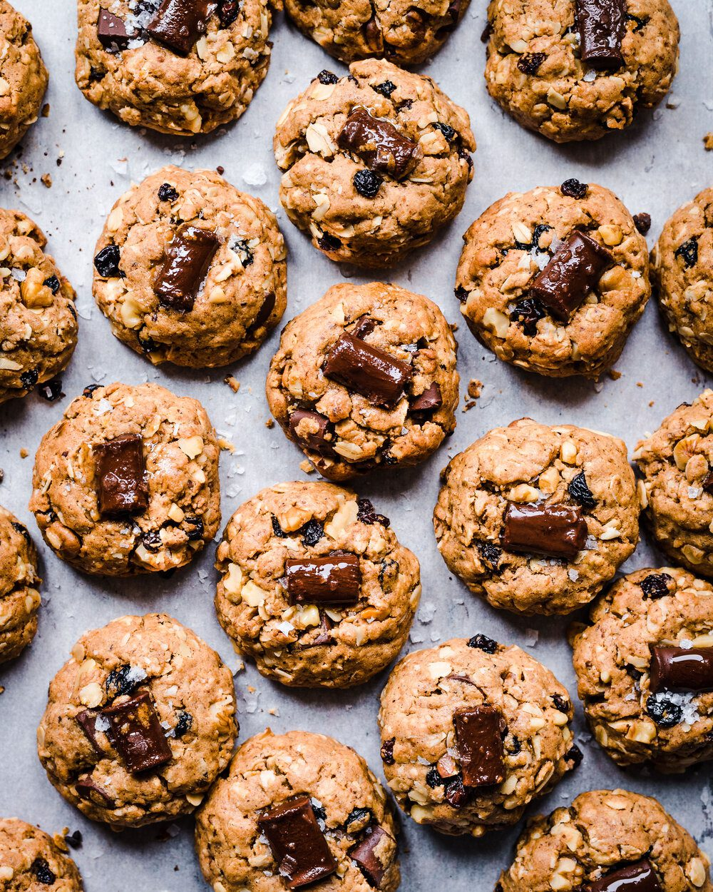 The Vegan Everything Cookie. cookies food photography.