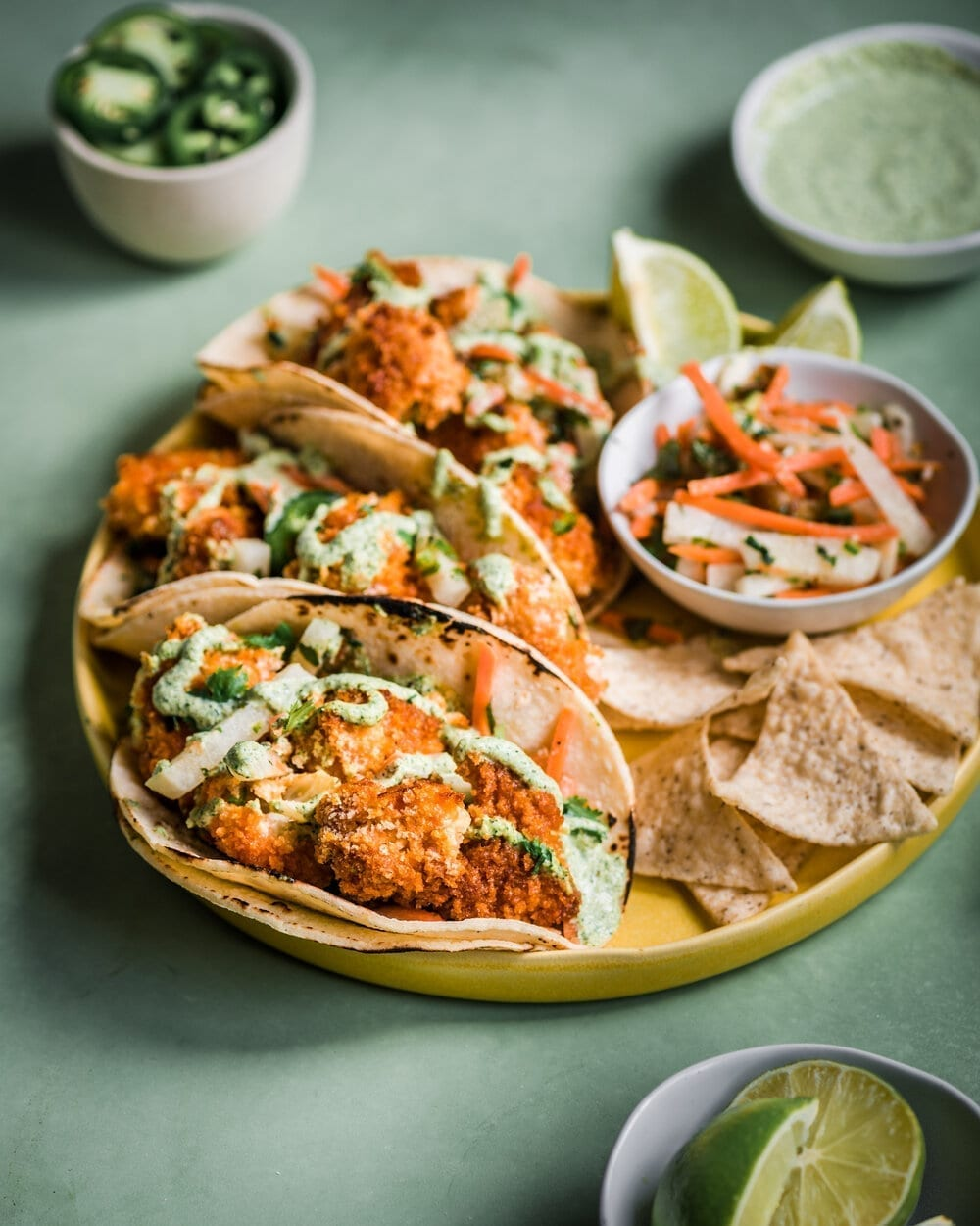 cauliflower tacos on green (1 of 1).jpg