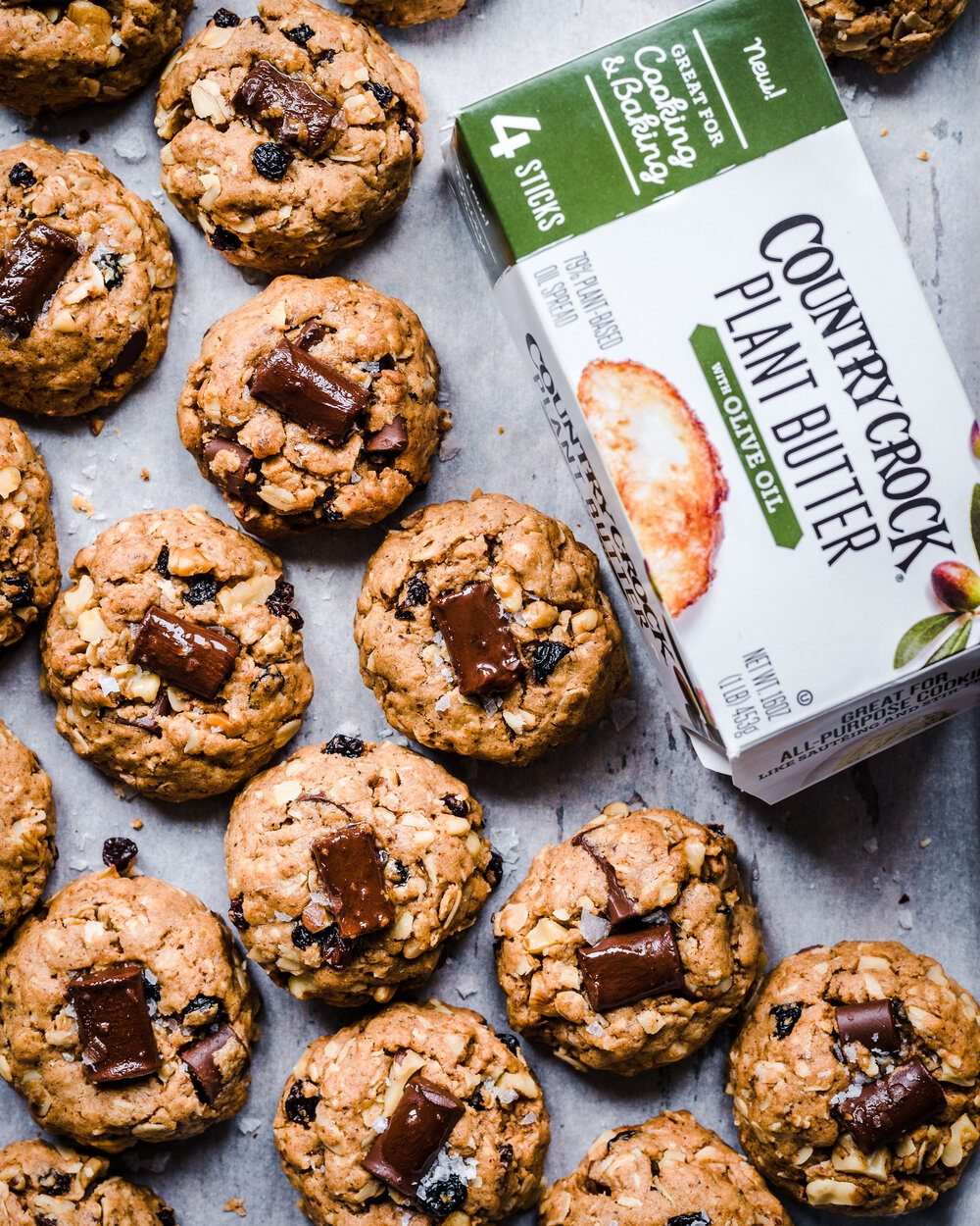 The Vegan Everything Cookie