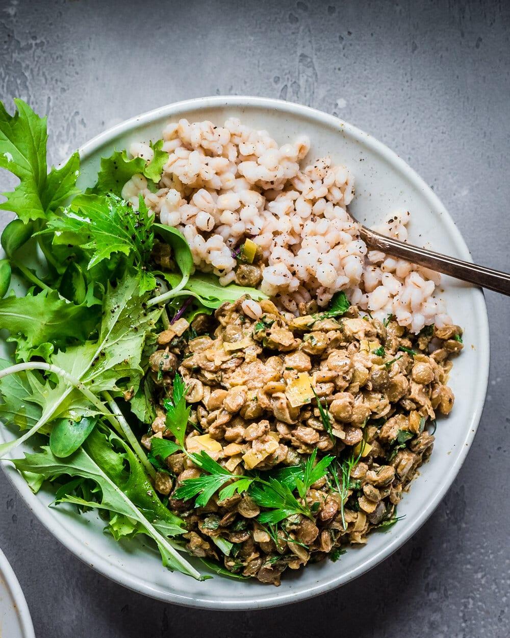 10 Healthy Vegan Lentil Recipes.