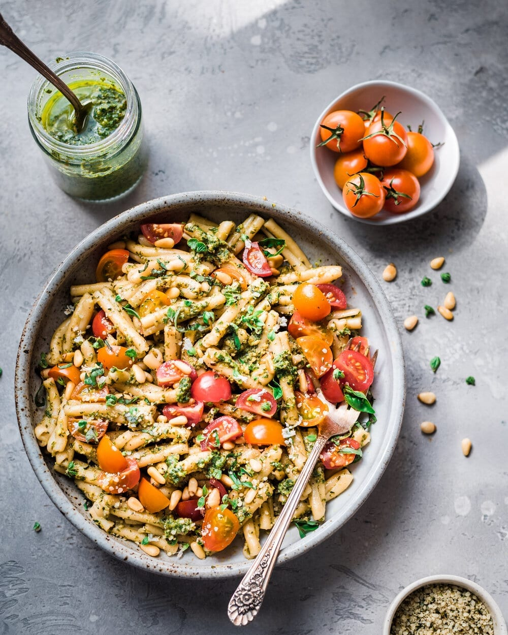 How to Make Vegan Pesto + Three Vegan Pesto Recipes
