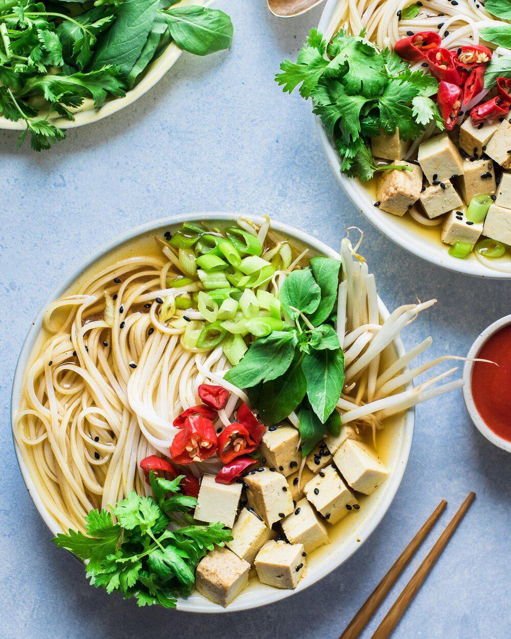 Healthy Vegan Instant Pot Recipes to Make This Winter. Vegan Instant Pot Pho.
