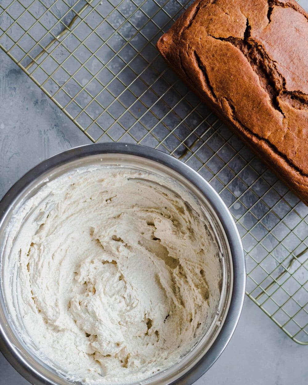 Healthy Vegan Pumpkin Bread, Oil-Free Vegan Pumpkin Bread, Healthy Vegan Pumpkin Cake