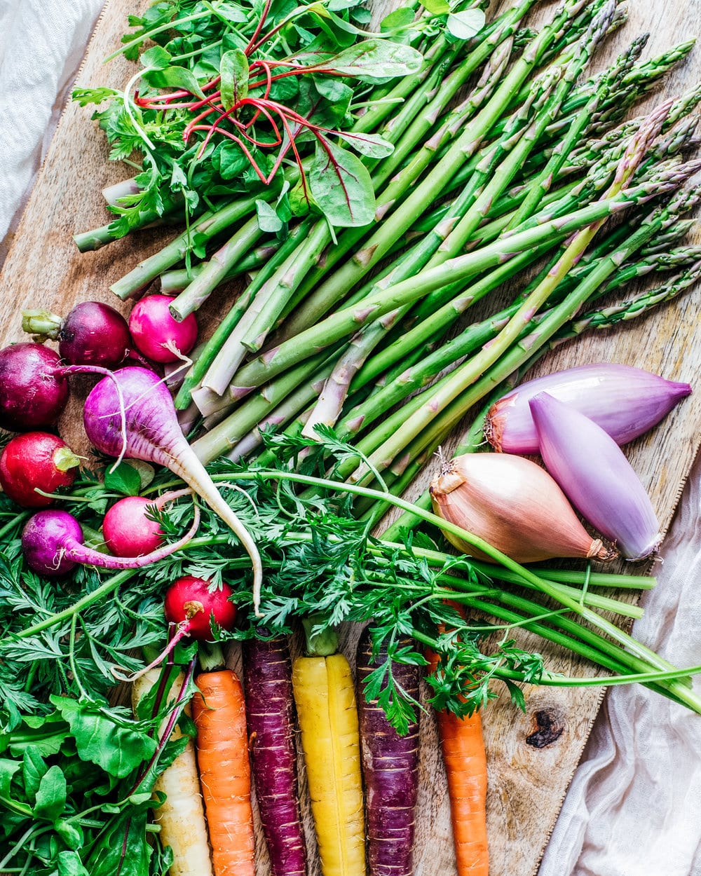 Zero-Waste Carrot and Radish Top Pesto