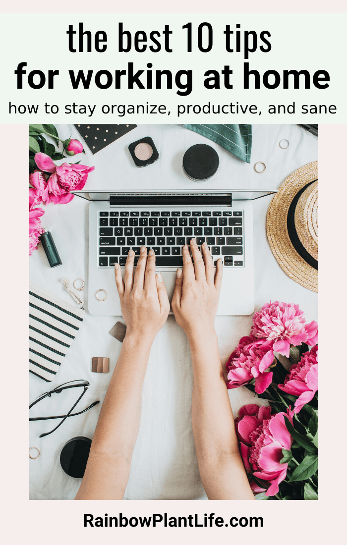 Work from Home Tips: How to Stay Productive, Focused, and Sane