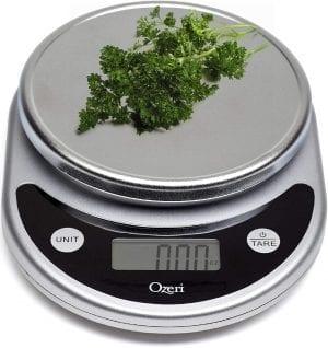 Ozeri digital kitchen scale