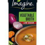 Imagine Organic Low Sodium Broth, Vegetable