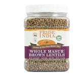 Indian Whole Brown Lentils